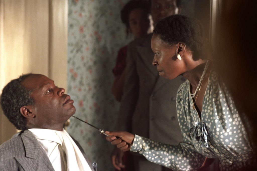 celie curse do right color purple