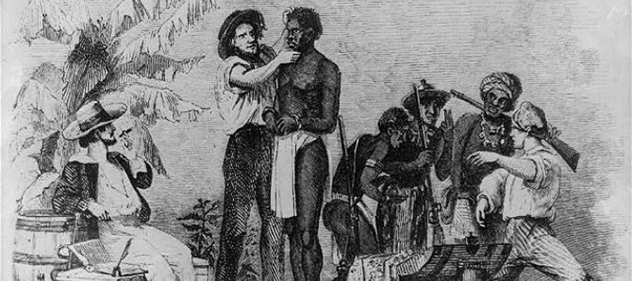 The Original Slave Master and His Religion